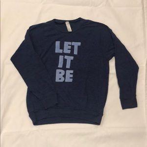 Other - Custom made girls sweatshirt size 8